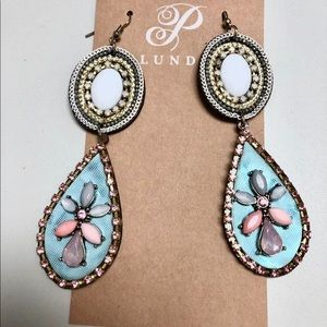 Brand New Genny Earrings  from Plunder
